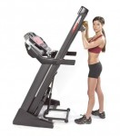 All Sole Treadmills fold easily to save you space!