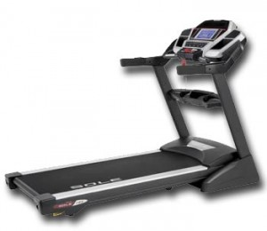 F85 Treamill Running Machine From Sole Fitness