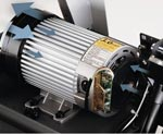 Used Treadmill Motor
